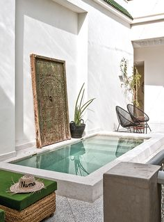 Un riad élégant et contemporain - PLANETE DECO a homes world