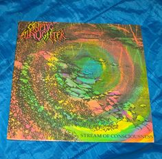 Cryptic Slaughter Stream Of Consciousness LP VINYL  Metal Blade Records 1988
