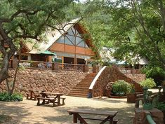 Olifants River Lodge Conference Venue in Middelburg situated in the Mpumalanga Province of South Africa. Provinces Of South Africa, River Lodge, Luxury Villa, Campsite, Cabana, Conference, Places To Visit, House Styles, Pretoria