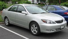Toyota Camry (XV30) - Wikipedia, the free encyclopedia