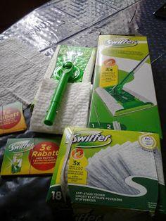Hexes Produkttest und Sonstiges: Swiffer Bodenwischer