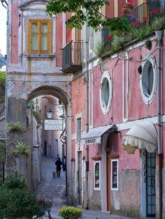 Ancient Arch, Ravello, Italy  photo via stephanie