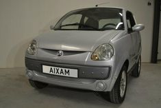 aixam city 721-microcar-mopedauto-leichtmobile-45-km-h silber Diesel, Microcar, City, Vehicles, Autos, Gears, Winter Tyres, Small Cars, Diesel Fuel