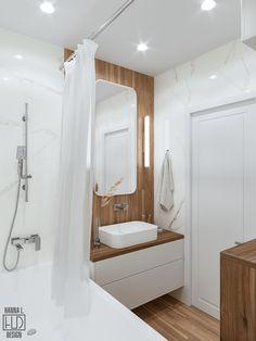 Laundry Room Bathroom, Wooden Bathroom, Modern Bathroom Decor, Bathroom Design Small, Bathroom Colors, Bathroom Styling, Bathroom Trends, Home Room Design, Home Design Plans
