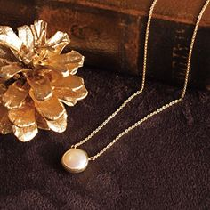 Necklace of frame Pearl   7,800yen