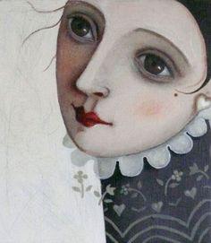 painting Irene Jones