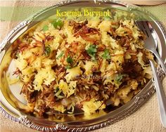 kheema rice pilaf