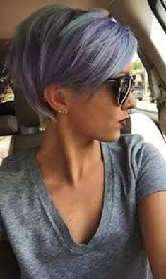Stylish Short Hairstyles Ideas For Women With Thick Hairn 57