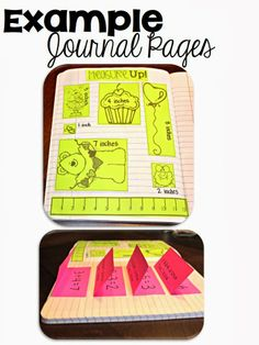 math journal for guided math