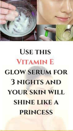 We all know benefits of vitamin E oil for skin and hair. If you go to market many vitamin E night creams are available but they are very expensive. Today I will tell you how can you use your own vitamin E facial night serum, use it just for few nights and you can see results yourself