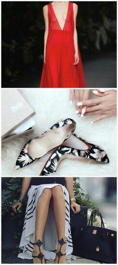 #Valentino  #Louboutin  #Chanel        #fashion#shoes#moda#moda#sfilate#fashionstyle