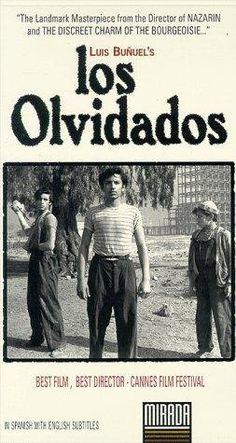 Los olvidados (1950) dirigida por Luis Buñuel