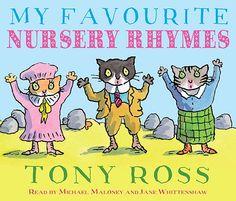 """My favourite nursery rhymes"""
