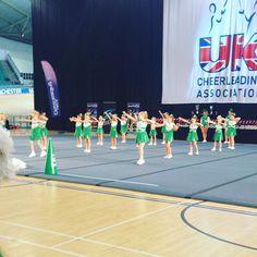 Let's all CHEER loud and proud today #ukca #cheerlife #ukcheer #cheerleader #cheerleading