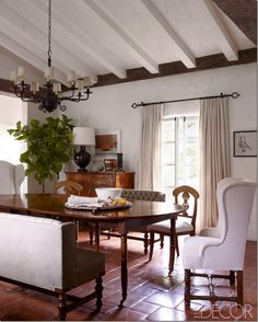 New Home Interior Design: Kathryn Ireland - creating a home