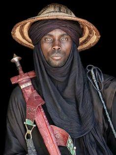 Tuareg Man, Mali. John Kenny