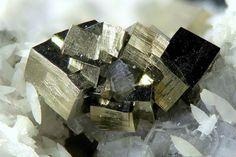 Undo the Dry Spell: Treasures of the Earth 8 Pyrite, Dolomite, Calcite