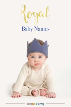 These are the royal baby names used for real life princesses and princes in recent years. From traditional baby names like James to daring baby names like Luana, there's something on this list for everyone!