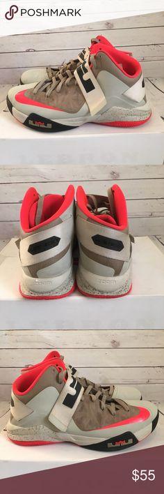 367a466e4613e4 Nike Zoom Lebron James Soldier 6   No Insoles     Replacement LBJ