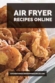 Air Fryer Recipes Online