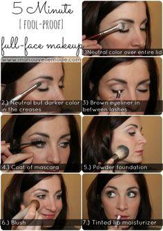 No Makeup, Makeup {Winter Edition} | Ma Nouvelle ModeMa Nouvelle Mode