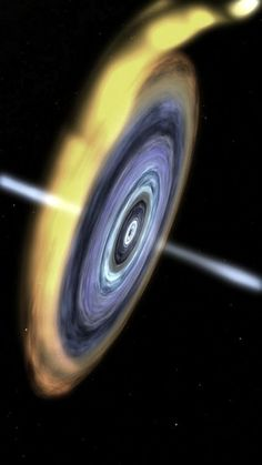 #QUASARS or quasi-stellar-objects, are the brightest objects in the universe. Quasars are typically more than 100 times brighter than the galaxies that host them. They are thought to be powered by supermassive black holes,  some billions of times the mass of the Sun. When material gets close to them, quasars form an accretion disk around the black hole heating up to millions of degrees. It may be years before we actually know their purpose.