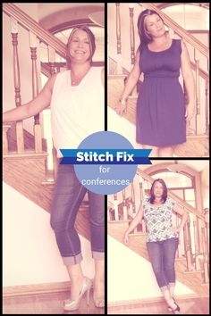 Using Stitch Fix for conference clothing. Take a look my 5th 'fix', and the items my stylist picked out for the conferences I will be attending.