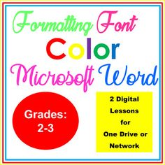 Word Office, Network Drive, Computer Lessons, One Drive, Word Fonts, Microsoft Word, Students, Ribbon, Learning