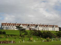 Westin Turnberry Resort in Ayrshire, Scotland
