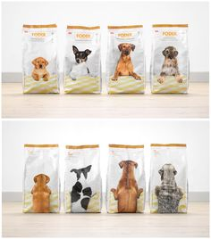 ICA Grocery | King Agency Which one is your dog packaging celebrating National Dog Day with some favs PD