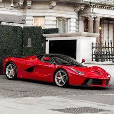 Lonely Laf #FerrariFriday #Ferrari #LaFerrari #Italian