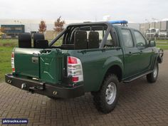 10 units Ford, Ranger 2.5 4x4 Pick-up NEW for Sale