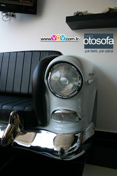 autosofa, otosofa, chevrolet 1955