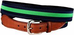 Preppy belt