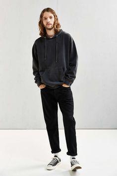 Chandler Dye Hoodie Sweatshirt - Urban Outfitters