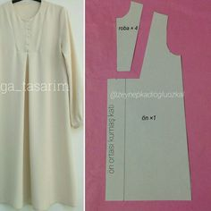 - Best Sewing Tips Dress Sewing Patterns, Blouse Patterns, Clothing Patterns, Sewing Tutorials, Sewing Hacks, Sewing Projects, Sewing Tips, Abaya Pattern, Sewing Blouses