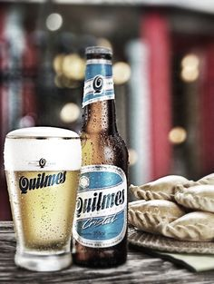 Cerveza Quilmes, Argentina. Genial