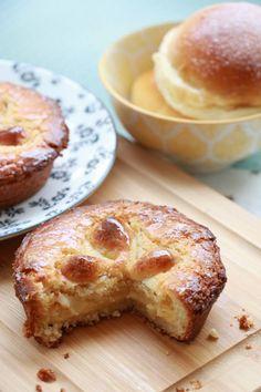 Pastel vasco y bollo de mantequilla www.facebook.com/martinazuricaldaybilbao