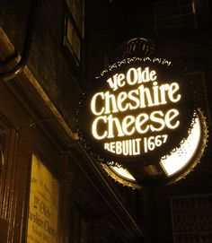 What better way to toast the end of a global adventure than with a pint in London's oldest pub? Ye Olde Cheshire Cheese was rebuilt in 1667 after the Great Fire and has had some pretty famous regulars, including Charles Dickens and Dr. Samuel Johnson, the creator of the first English dictionary.