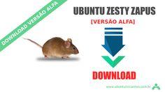 Imagem criada para a postagem indicando o a disponibilidade para download do Ubuntu 17.04