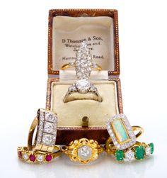 Jenny Jones antique jewellery