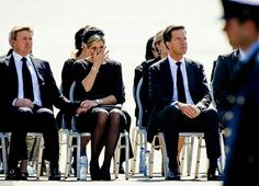 23 JULY 2014  King Willem-Alexander and Queen Maxima King Willem-Alexander and Queen Maxima attended a ceremony for the victims of downed Malaysia Airlines flight MH17 at Eindhoven Airbase