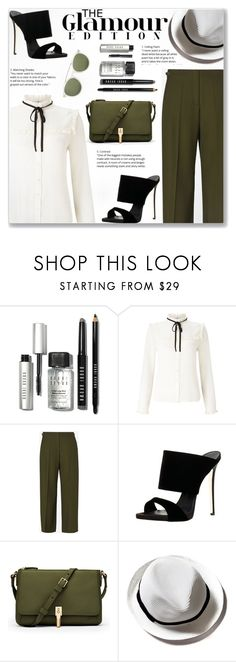 """Street Style FSJ"" by jiabao-krohn ❤ liked on Polyvore featuring Bobbi Brown Cosmetics, Lipsy, Maison Margiela, Elizabeth and James, 3.1 Phillip Lim, vintage and fsjshoes"