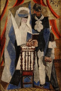 Pablo Picasso - Les communicants