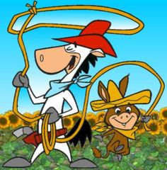 The Quick Draw McGraw Show → For more, please visit me at: www.facebook.com/jolly.ollie.77