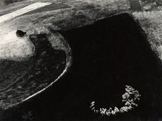 Mario Giacomelli - La terra (Tuscany, Italy)