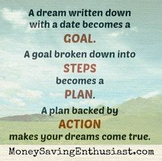 Goal Setting Quotes Goal Setting  Quote It  Pinterest  Goal Meaningful Words And Wisdom