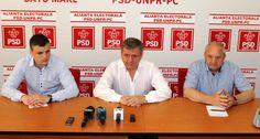 PSD Satu Mare se solidarizează cu Victor Ponta. Mircea Govor: Totul se va întoarce ca un bumerang împotriva adversarilor noștri VIDEO