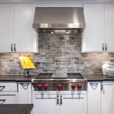 Stone Kitchen Backsplash With White Cabinets do you buy or sell first when you're ready to move? - realtor