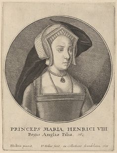 Princess Mary Tudor (later Mary I, Queen of England)1647